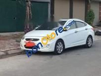 Bán gấp Hyundai Accent Blue 2015, màu trắng
