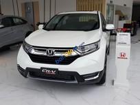 Bán ô tô Honda CR V L sản xuất năm 2019, màu trắng, xe nhập