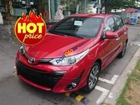 Cần bán xe Toyota Yaris Verso 1.5 AT năm 2019, màu đỏ, nhập khẩu