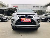 Bán xe Toyota Fortuner V 4x2AT sản xuất năm 2016, màu bạc, nhập khẩu