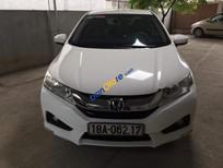 Cần bán Honda City AT sản xuất 2016, màu trắng như mới, giá 490tr