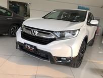 Bán xe Honda CRV 2020, khuyến mãi bảo hiểm, tiền mặt + phụ kiện, liên hệ 090.4567.404