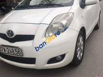 Cần bán xe Toyota Yaris Verso năm 2009, màu trắng chính chủ