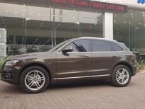 Bán Audi Q5 xuất Mỹ bản full nhất sản xuất 2013 đăng ký 2014 tư nhân chính chủ từ đầu
