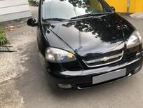 Bán xe Chevrolet Vivant 2.0MT sản xuất 2009, màu đen số sàn