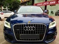Cần bán gấp Audi Q5 năm 2013, màu xanh lam, nhập khẩu nguyên chiếc