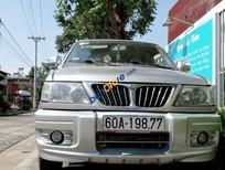 Bán Mitsubishi Jolie SS sản xuất 2003, màu bạc, xe nhập xe gia đình