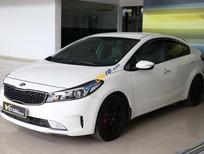 Cần bán lại xe Kia Cerato 1.6MT sản xuất năm 2016, màu trắng giá cạnh tranh