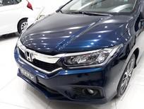 Bán Honda City L sản xuất 2019, màu xanh lam