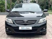 Cần bán gấp Toyota Corolla XLi 2009, nhập Nhật - LH: 0933.68.1972