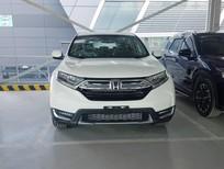 Bán Honda CRV L trắng có sẵn giao ngay tặng phụ kiện + bảo hiểm liên hệ ngay 0904567404