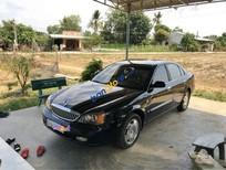 Bán xe cỹ Daewoo Magnus 2.5 AT đời 2005, màu đen