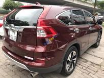 Bán Honda CR V 2.4AT sản xuất năm 2017, màu đỏ giá cạnh tranh