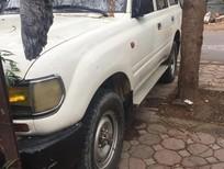 Bán Toyota Land Cruiser G 1995, màu trắng, nhập khẩu nguyên chiếc