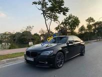 Bán BMW 7 Series 750Li sản xuất năm 2011, màu đen, xe nhập xe gia đình