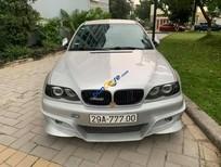 Bán BMW 3 Series 318i sản xuất 2004, màu bạc, xe nhập, giá cạnh tranh