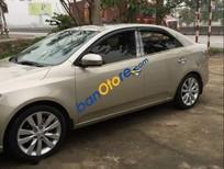 Xe Kia Forte 1.6AT sản xuất năm 2011, màu vàng xe gia đình