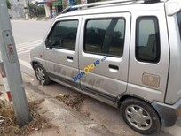 Xe Suzuki Wagon R sản xuất năm 2004, màu bạc