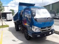 Xe ben Thaco 2,4 tấn - thùng 2,1 khối - giá tốt LH 0938 808 946