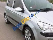 Cần bán Hyundai Getz sản xuất năm 2010, màu bạc, nhập khẩu chính chủ