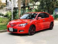 Cần bán gấp Mazda 3 2.0S sản xuất 2009, màu đỏ, nhập khẩu nguyên chiếc