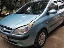Cần bán Hyundai Click W 1.4AT sản xuất 2008, màu xanh lam, nhập khẩu xe gia đình