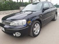 Cần bán Ford Laser năm sản xuất 2005, màu đen, nhập khẩu nguyên chiếc