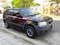 Bán xe Ford Escape năm sản xuất 2003, màu đen, giá chỉ 225 triệu