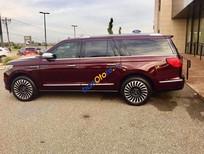 Cần bán Lincoln Navigator Black Label sản xuất năm 2018, màu đỏ, xe nhập