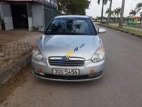 Bán Hyundai Verna năm 2010, màu bạc, nhập khẩu nguyên chiếc