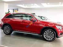 Bán ô tô Mercedes GLC250 4Matic năm sản xuất 2019, màu đỏ