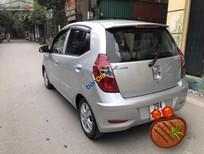 Bán Hyundai i10 1.2 MT sản xuất năm 2014, màu bạc, xe nhập, xe gia đình giá cạnh tranh