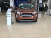 Bán Ford EcoSport Trend AT 4x2 2019, màu đỏ đồng, mức giá quá hợp lý trả góp từ 7 triệu đồng