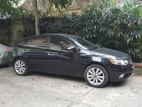 Bán Kia Forte SLi năm sản xuất 2009, màu đen, xe nhập số tự động