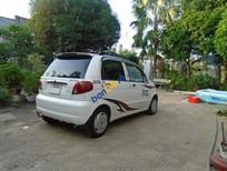 Bán Daewoo Matiz SE năm sản xuất 2004, màu trắng, giá tốt