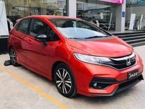 Bán xe ô tô Honda Jazz RS 2019 - Màu cam nhập khẩu Thailand đang khuyến mãi, giao xe ngay