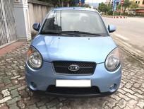 Bán xe Kia Morning SLX 2008, màu xanh lam