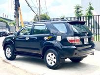 Cần bán xe Toyota Fortuner G sản xuất 2010, màu đen như mới, giá tốt