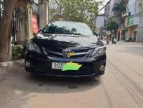 Bán Toyota Corolla altis 2.0 sản xuất 2010, màu đen chính chủ, 535tr