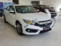 Bán xe Honda Civic 1.8 AT sản xuất năm 2019, màu trắng, nhập khẩu