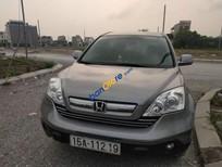 Cần bán Honda CR V 2.4AT năm sản xuất 2009, bảo lãnh zin từng con ốc