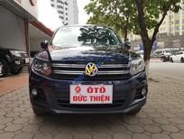 Bán Volkswagen Tiguan 2.0 đời 2016, màu xanh lam, nhập khẩu