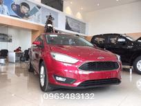 Cần bán xe Ford Focus Trend 4D 1.5L Ecoboost 2019, màu đỏ hỗ trợ trả góp 80%, giao xe ngay tại Ford An Đô