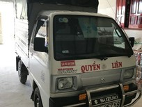 Bán xe tải Suzuki cũ thùng bạt Hải Phòng 0936779976