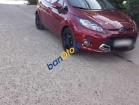 Bán Ford Fiesta AT sản xuất năm 2012, màu đỏ xe gia đình