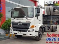 Bán xe tải Hino FL 15 tấn thùng dài 7.7m - 9.4m