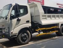 Xe Ben Hino 3.5 tấn Dutro nhập khẩu Indo - Thể tích thùng 3 khối