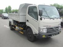 Xe ben Hino 4.5 tấn Dutro, nhập khẩu nguyên chiếc - thùng 3.5 khối