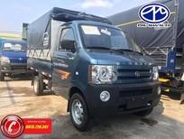 Bán xe tải nhẹ Dongben 810kg thùng mui bạt giá cạnh tranh nhất