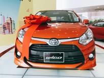 Toyota Wigo  2019 số tự động, xe giao ngay, khuyến mãi khủng